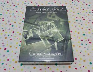 Sherlock Holmes Consulting detective : the Baker Street irregulars