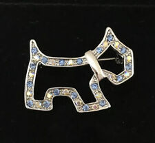 New - Gift bagged Blue Dog pin -