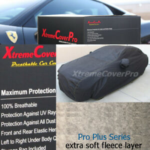2016 2017 2018 PORSCHE 718 BOXSTER CAYMAN BREATHABLE CAR COVER W/MIRRORPOCK-BLAC