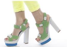 Jeffrey Campbell FONDA Shoes heel sandals New UK 3.5 EU36