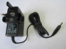 UK 12V 12.0V 600ma 500ma 400ma 200ma 100ma AC-DC Power Adaptor 3.5mm x 1.3mm