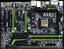 1PC Gigabyte G1 Sniper B7 B150 Magic sound game motherboard 1151 support 6500