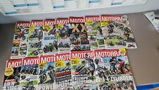 Motorrad Zeitschrift Sammlung 2021