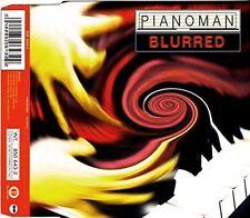 Pianoman Blurred (4 versions, 1996) [Maxi-CD]