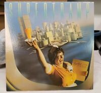 "Vintage 1979 Supertramp ""Breakfast in America"" LP - A&M Records ((SP-3708) NM"