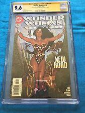 Wonder Woman #159 - DC - CGC SS 9.6 - Signed by Adam Hughes, Matthew Clark