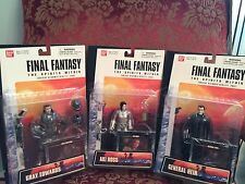 Final Fantasy Spirits Within Toy Lot