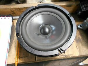 Jaguar XK8 XKR Rear Quarter Audio Speaker. LJA4141A. 1996-2006