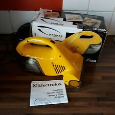 Electrolux Bagless Cleaning System Z58A