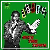 ROCKSTEADY HITS THE TOWN NEW CD £9.99