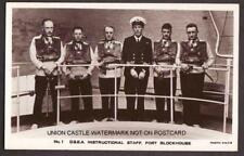 Hampshire Inter-War (1918-39) Collectable Military Vessel Postcards