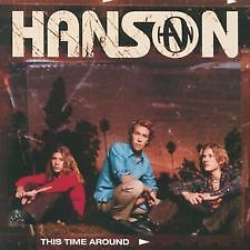 Hanson - This Time Around - BRAND NEW AND SEALED CD(IMPORTED)