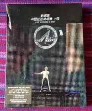 Andy Lau ( 劉德華 ) ~ 劉德華中國巡迴演唱會.上海 Karaoke (3DVD)( Hong Kong Press ) Dvd