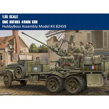 HobbyBoss 82459 1/35 Scale GMC Bofors 40mm Gun Plastic Assembly Model Kits