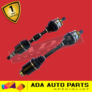2 x New CV Joint Drive Shaft for Mazda 3 BK Series1 2.0L Automatic 03-01/ 2005 1