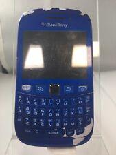 Incomplete Blackberry 9320 Unlocked Blue Mobile Phone