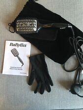 BaByliss 2440BDU Diamond Heated Smoothing & Straightening Brush With 3 Settings
