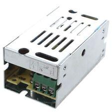 Fuente alimentacion transformador tension AC 110/220V a DC 12V 1A Plata F9R6