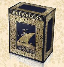 Shipwrecks & Sea Disasters The Titanic Lusitania Ships  105 Rare Books on DVD G9