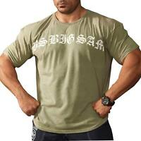 Details about  /BIG SM EXTREME SPORTSWEAR Shirt T-Shirt Stretch Shirt Bodybuilding 2740
