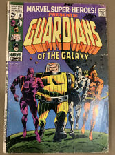 Marvel Super-Heroes #18 1st Appearance Guardians of the Galaxy 1968