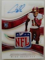 2020 Immaculate Antonio Gandy-Golden RPA NFL Shield Auto Autograph 1/1 RC Rookie