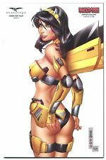Grimm Fairy Tales #8 Baltimore Comic Con Sexy Cosplay Exclusive Variant Cover H