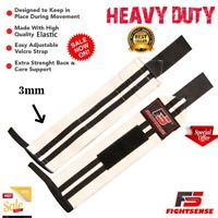 Best Wrist Wraps LIFTING STRAPS for POWER LIFTING Support CROSS FIT Gym WEIGHT