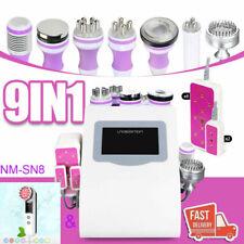9-1 CAVITAZIONE Ultrasonica RF Micro Vuoto freddo corrente Martello LED dimagrante macchina lavasciuga