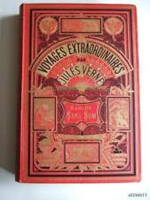 FAMILLE SANS NOM - JULES VERNE - HETZEL LENEGRE 1889 VOYAGES EXTRAORDINAIRES