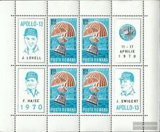 Romania block77 (complete issue) unmounted mint / never hinged 1970 Apollo 13