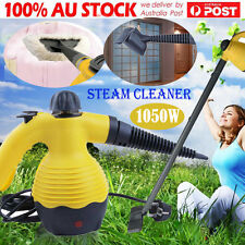 Portable 1050w Handheld Handy Steam Cleaner MOP Floor Steamer Washer Pressure at