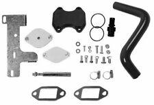 Complete EGR Valve Cooler Delete Kit 2010-2012 Dodge Ram for Cummins 6.7 Diesel