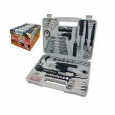 Neuf Am-Tech 141 Piece Tool Kit En étui rangement