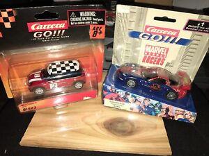 Carrera Go 1/43 Slot Cars (2)