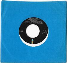 BRIAN ENO - The Lion Sleeps Tonight/I'll Come Running  RARE 1975 45