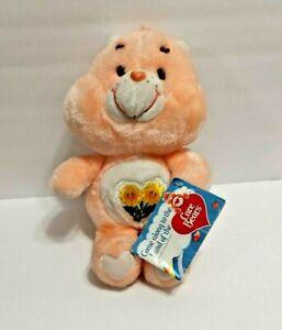 "13"" Vintage Care Bears Friend Bear Plush Stuffed Animal by Kenner 1983"