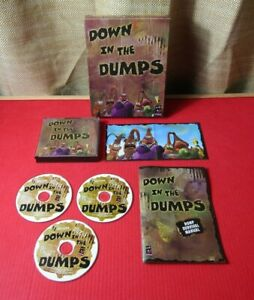 Down in the Dumps PC Big Box Game Complete