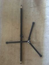 Calumet Light Stand 6020  Black Aluminium,