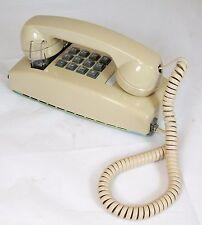 Cortelco Itt-2554-Ash27M single-line wall-mounted phone - Ash