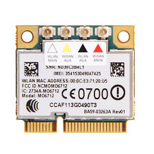 Option M06712 Half Mini PCI-E 3G WWAN WCDMA UMTS GSM GPS EDGE WiFi Wireless Card