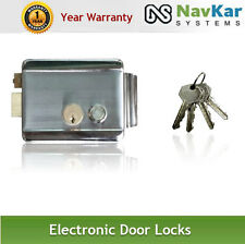 Electronic Door Lock with Video Door Phone Support