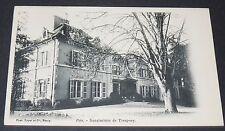 CPA CARTE POSTALE 1900-1905 FACADE SANATORIUM TRESPOEY PYRENEES ATLANTIQUES 64