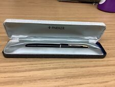 Parker Fountain Pen Used In Box