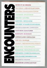 Kai Erikson (editor), Encounters (Yale UP 1989)  ST 9
