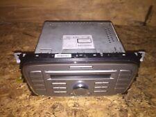 FIESTA OR C MAX RADIO STEREO CD PLAYER AUDIO HEAD UNIT E1BT-18C815-TE 12 -17