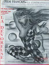 Le Film Français N°1510 (7/12/1973) La dévoreuse - Robert Dorfmann - J Rossignol