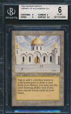 Arabian Nights Library of Alexandria BGS 6 Graded Magic MTG (4856)
