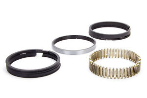 Hastings Piston Rings 661040 8-Cylinder Ring Set Fits 79-80 GMC Chevrolet