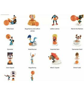 McDonald's Happy Meal Toy Character Space Jam A New Legacy 2021 -Combine Postage